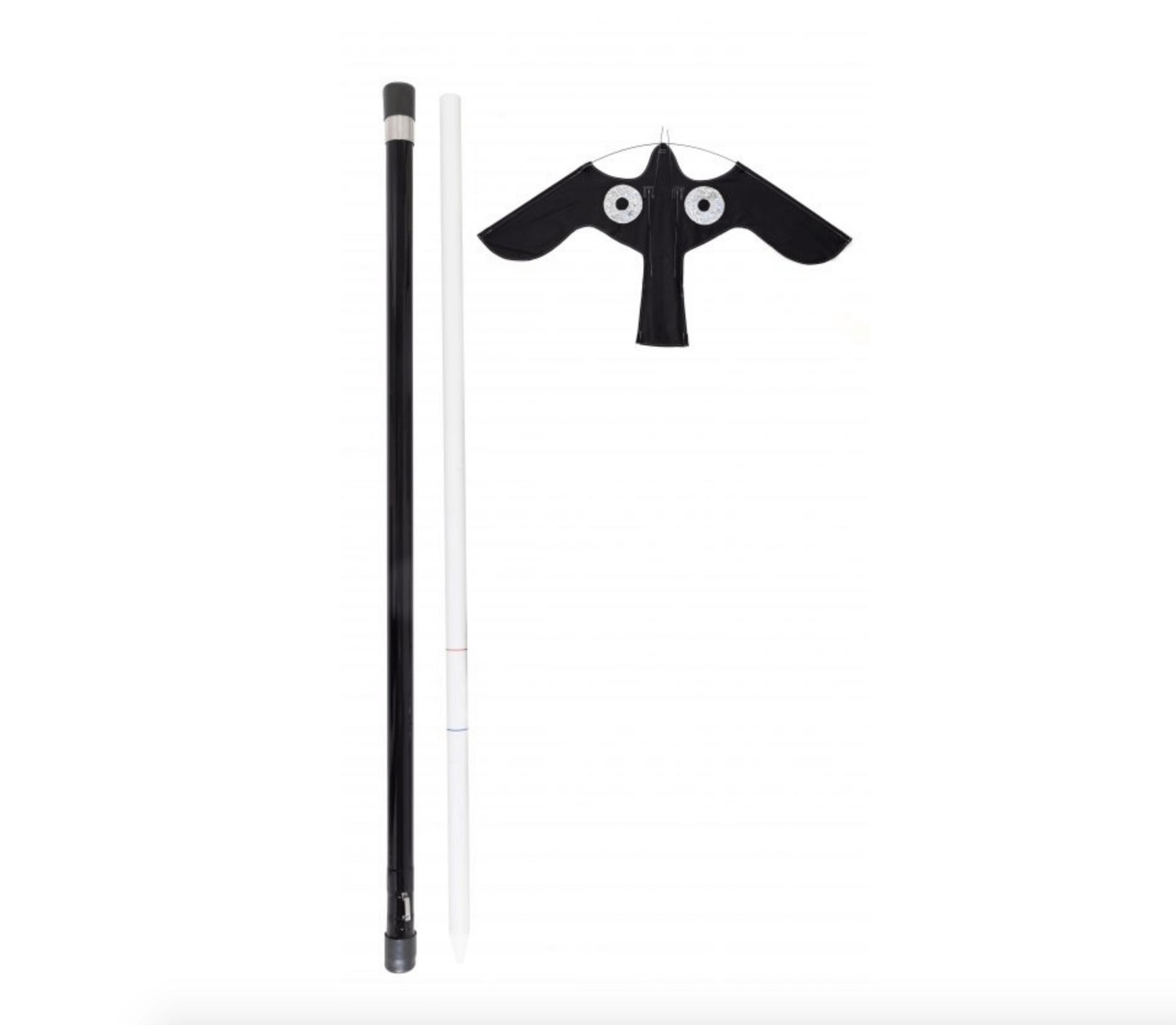Fugleskraemmer drage set 5 meter