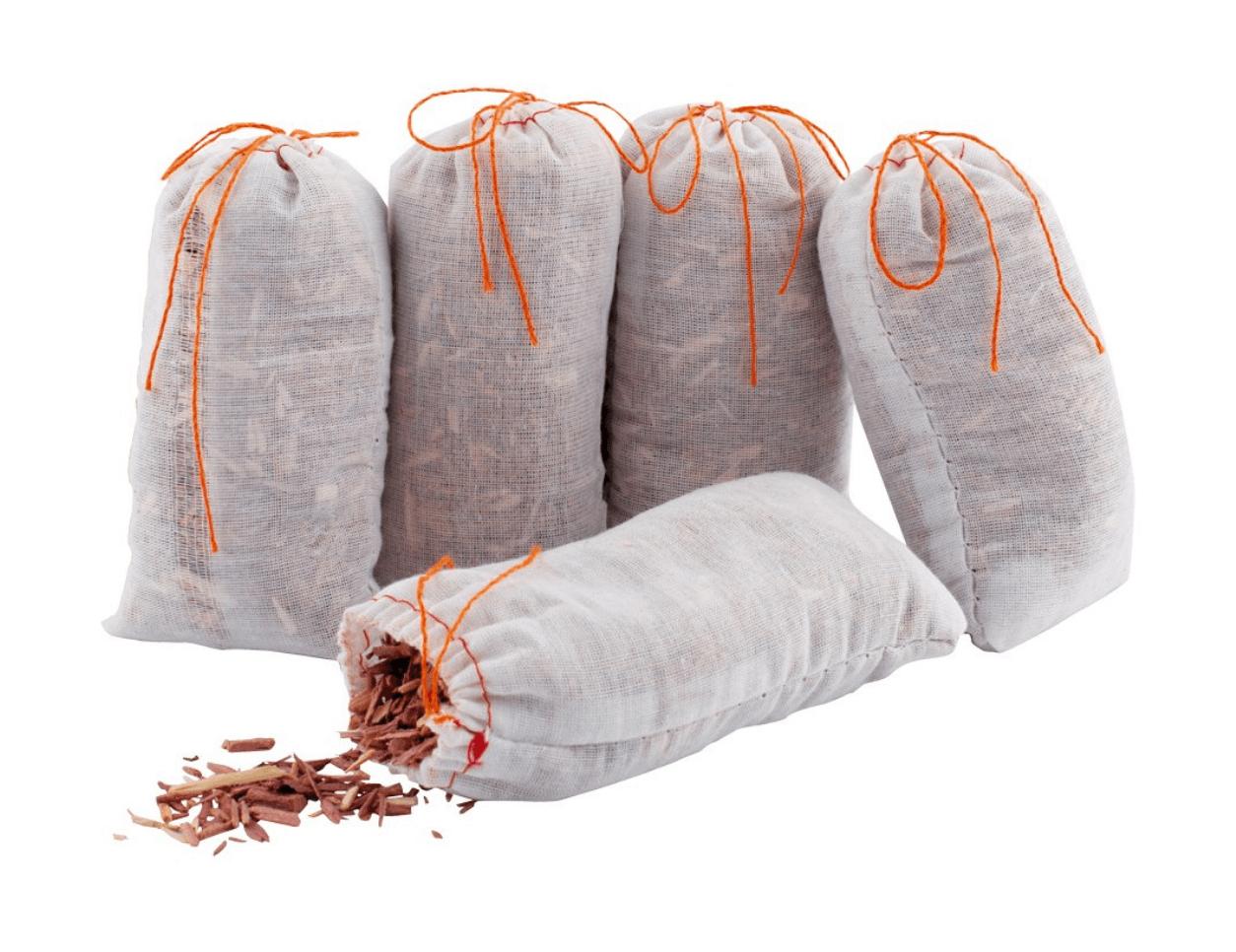 Traespan roed cedertrae 5 stk